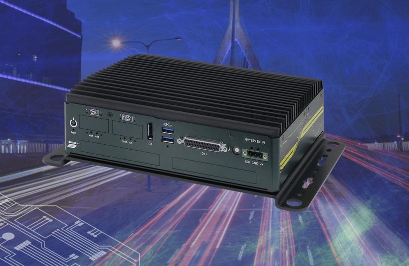 前瞻技术,Backplane Systems Technology,NRU 110V系列,Jetson AGX Xavier计算机