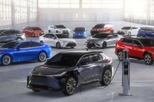 丰田:未来投入34亿美元在美国建电池厂