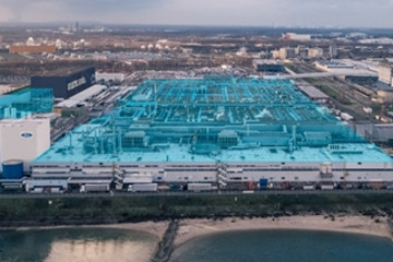 福特欧洲2030年将全面电动化 投10亿欧在德国建电动车生产中心