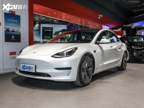 特斯拉中国2021款Model 3
