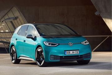 1月德国电动汽车销量翻番 电动车市场份额飙升至22%