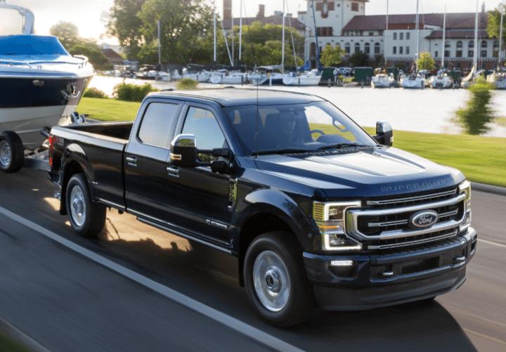 因挡风玻璃安装不当,福特召回近8.8万辆F系皮卡