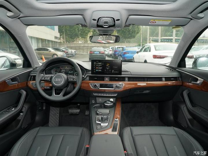 一汽-大众奥迪 奥迪A4L 2020款 45 TFSI quattro 臻选致雅型