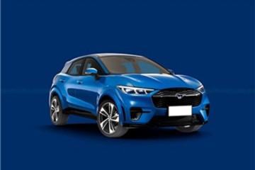 福特第二款纯电SUV渲染图 预计2023年推出