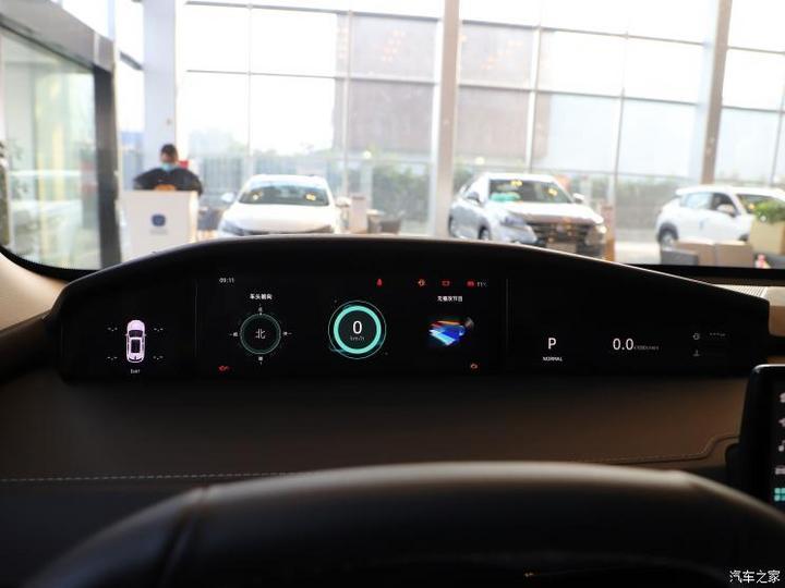 长安汽车 长安UNI-K 2021款 UNI量产版