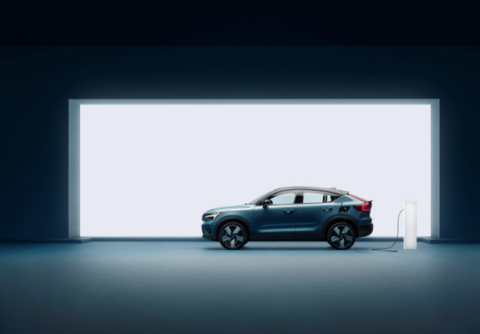 SUV,沃尔沃,沃尔沃C40,沃尔沃电动汽车