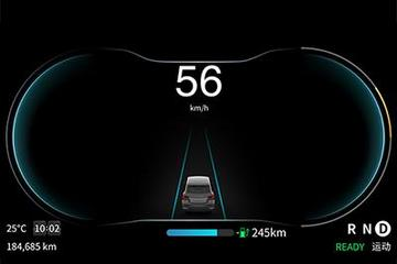 智能驾驶辅助功能开放 零跑T03 OTA升级