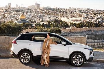 推两种版本 爱驰U5在以色列开启预售