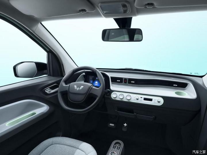 上汽通用五菱 宏光MINIEV 2021款 马卡龙 基本型