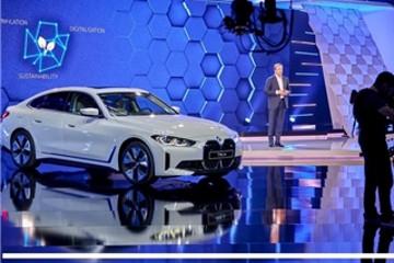 宝马2025年将推全新电动车架构 燃油车也可用