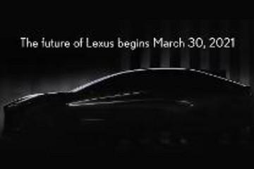 雷克萨斯将发布全新纯电动概念车,并推出全新品牌理念