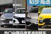 居家暖男 热门中国品牌紧凑型轿车推荐