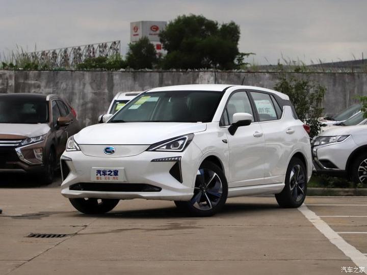 广汽三菱 祺智EV 2020款 畅行版