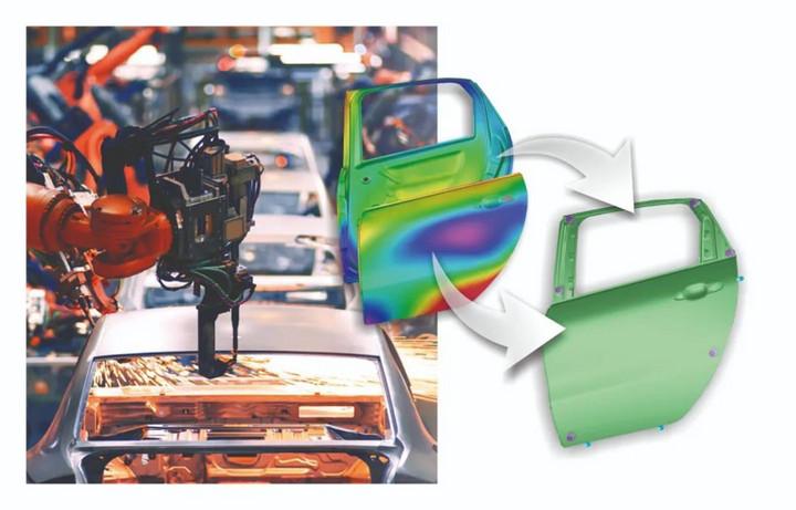 """车身制造数字化:从""""制造""""到""""智造"""""""