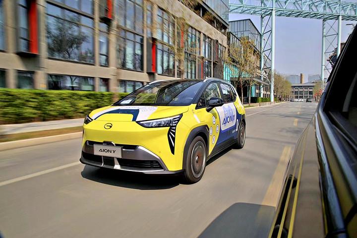 新车首试丨不仅造型炫酷,这台广汽埃安AION Y还有很多惊喜等着您