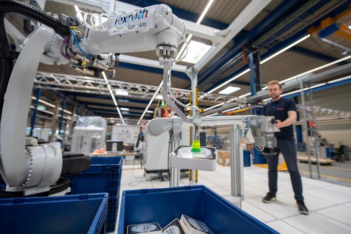 工业4.0十周年:博世集团工业4.0业务销售额累计突破40亿欧元