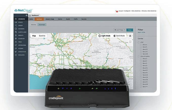 Cradlepoint推出全新路由器R1900 具备物联网连通性和边缘计算