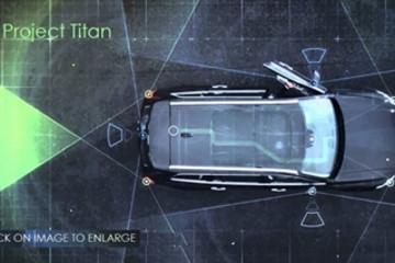 苹果获得泰坦项目新专利 使自动驾驶汽车安全并道及变道