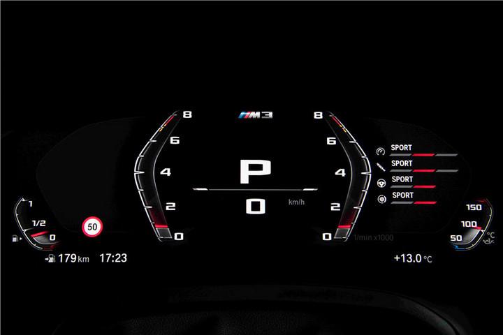 """数字化科技加持 宝马M车型提供""""随车教练"""""""