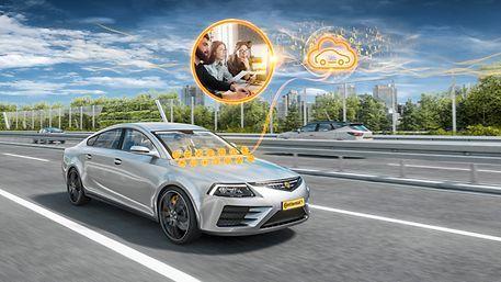 大陆与AWS合作打造汽车软件平台CAEdge
