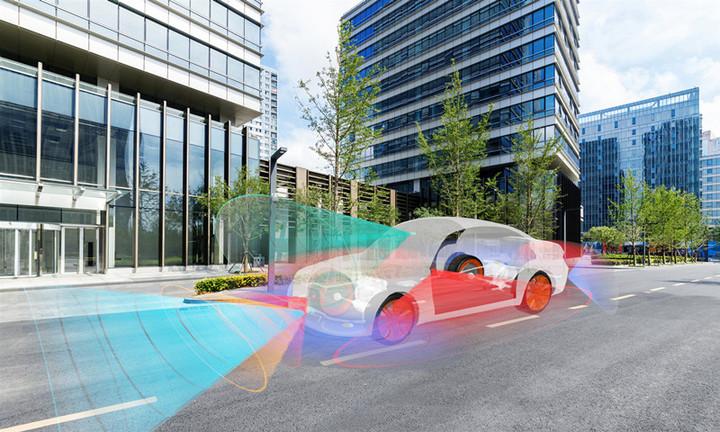自动驾驶,安波福,上海车展,安波福,自动驾驶,主动安全