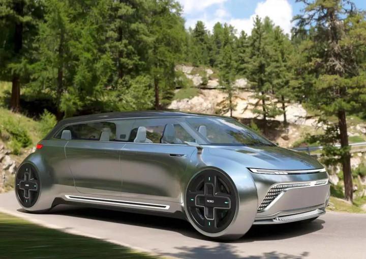 全力奔向国际化、数字化,诺博汽车发布iNest智巢2.0智能座舱