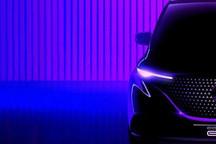 奔驰EQT Concept车型将于5月10日亮相