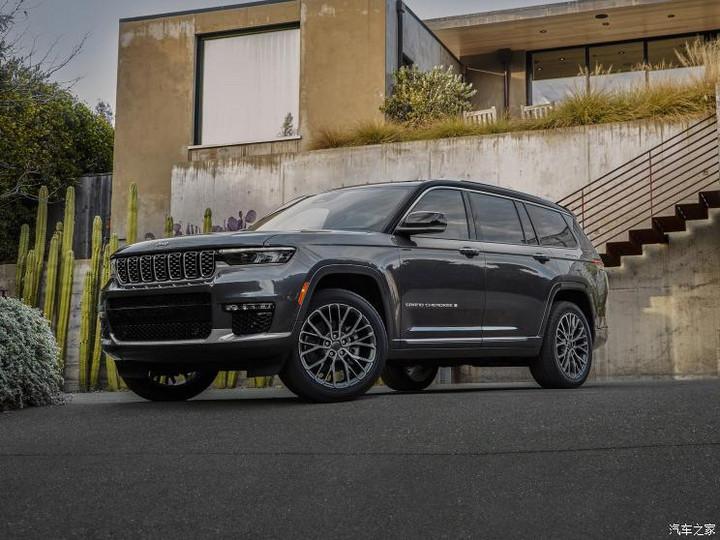 Jeep(进口) 大切诺基(进口) 2021款 大切诺基L 基本型