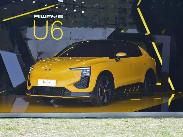 爱驰汽车 爱驰U6 ion 2021款 基本型