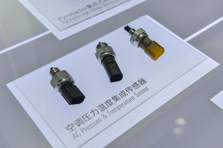 森萨塔科技拥抱电动化潮流,未来中国市场是重心 | 2021 国际上海车展