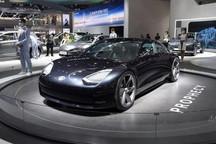 纯电轿车 现代IONIQ 6将于2022年推出