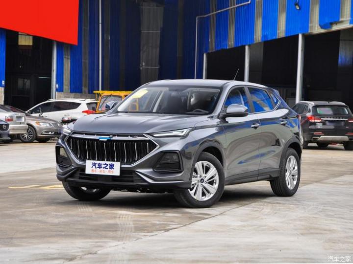长安汽车 长安欧尚X5 2021款 1.6L CVT豪华型