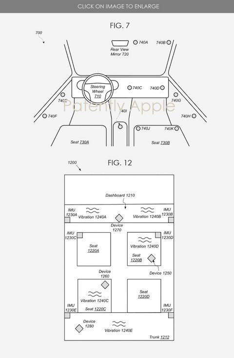 前瞻技术,苹果,泰坦项目,车内错位设备寻找,低功率有源近场通信设备检测