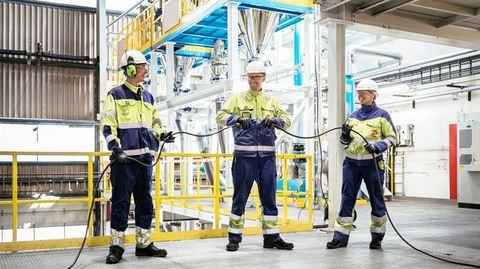 前瞻技术,埃肯,Vianode公司,EV市场,活性阳极材料