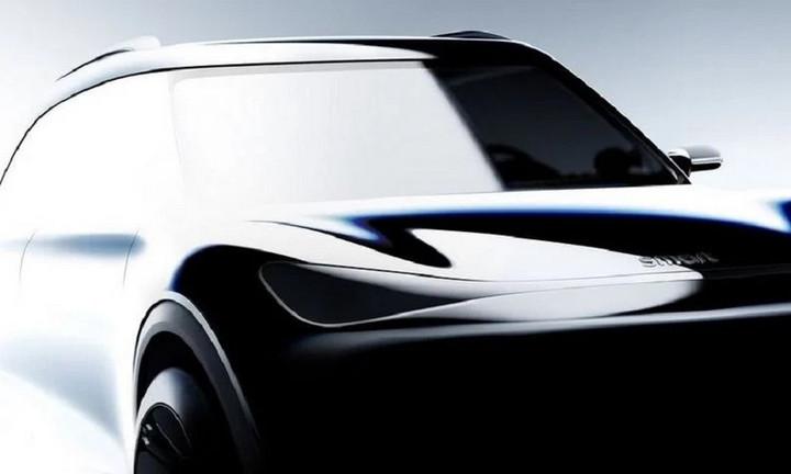 SUV,Smart SUV,Smart电动SUV
