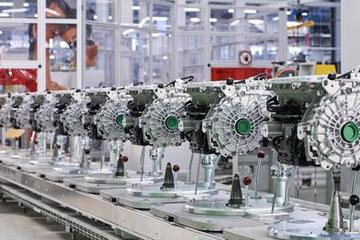 宝马正式在丁格芬工厂投产E-Drive单元
