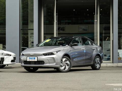 几何汽车 几何A 2021款 Pro 臻享高能续航版 600KM A600幂方版