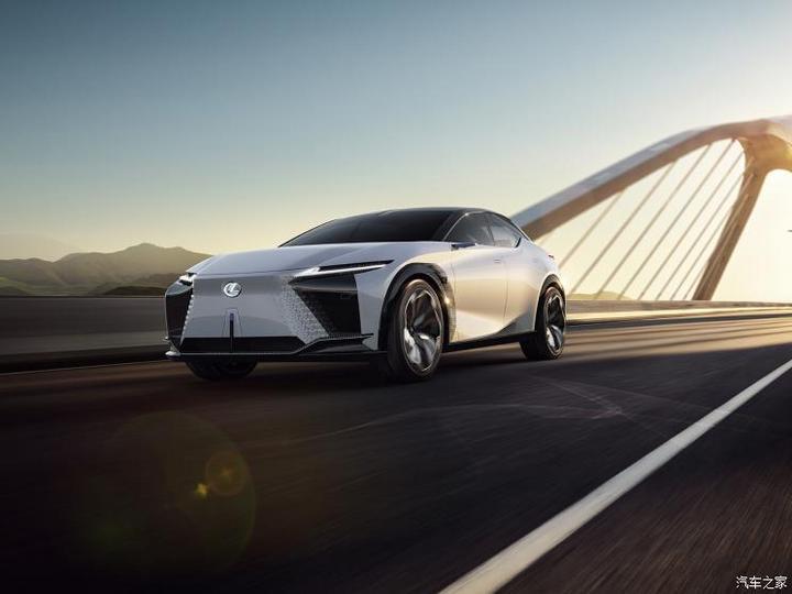 雷克萨斯 雷克萨斯LF-Z Electrified 2021款 Concept