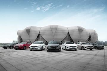 """吉利汽车1-5月总销量约53万辆 用户品牌""""我们""""正式发布"""