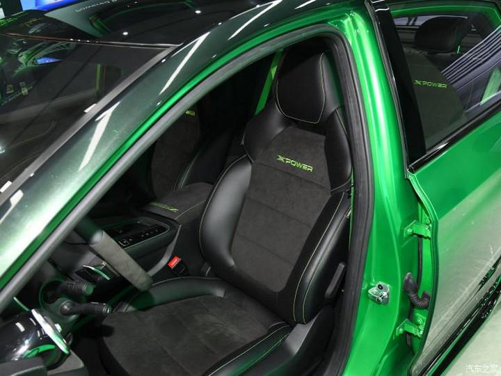 上汽集团 名爵6新能源 2021款 X POWER 大师版