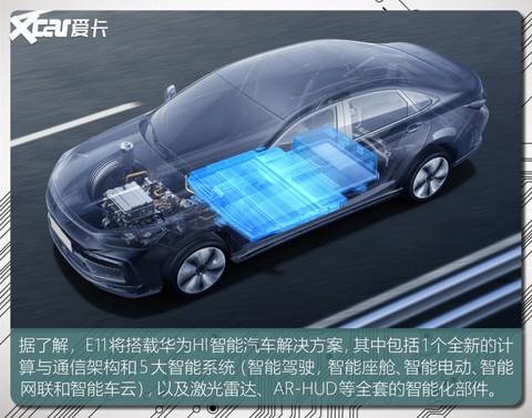 细数搭载华为技术的车型