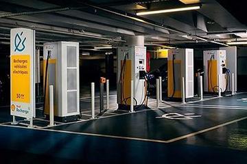 扩大充电网络 壳牌建立法国首个充电站