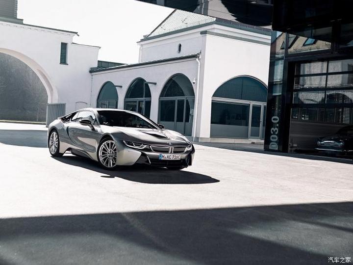宝马(进口) 宝马i8 2018款 Coupe