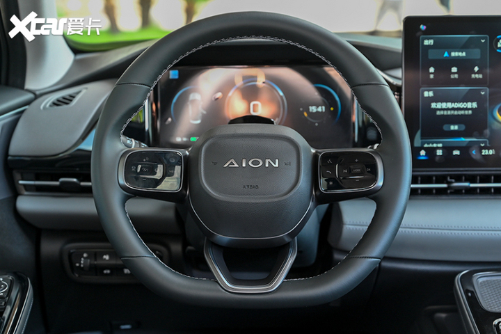 试驾广汽埃安AION S Plus