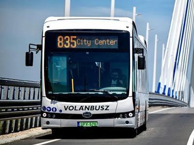 比亚迪首台跨国运营纯电动巴士交付