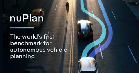 前瞻技术,Motional,nuPlan数据集,虚拟自动驾驶