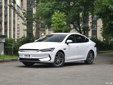 比亚迪 秦PLUS 2021款 EV 500KM 豪华型
