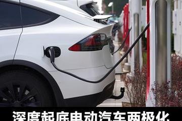电动车的两极分化将长期持续