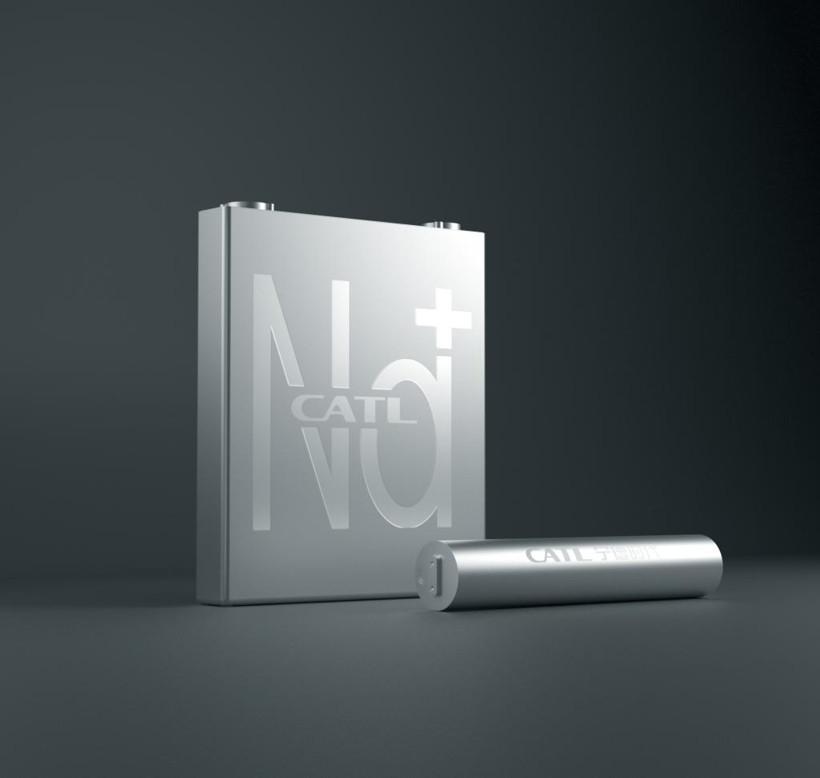 宁德时代,电池,宁德时代,钠离子电池