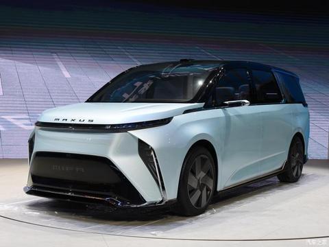 上汽大通 大通MIFA EV 2021款 Concept